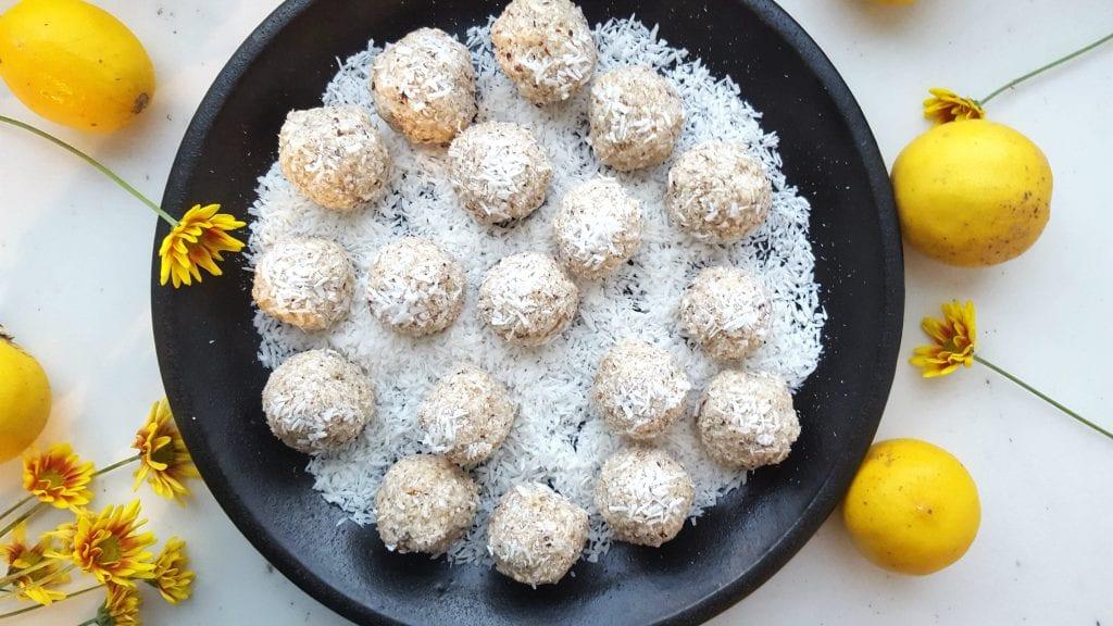 Kuglice od limuna i kokosa